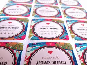 Adesivos Personalizados em Santos