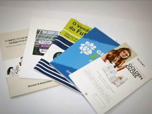 Criação de Folders Personalizados em Santos
