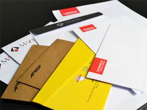 Envelopes Personalizados em Santos
