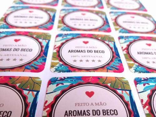 Mídia e Impressões Gráficas em Santos