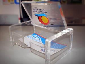 Porta Cartões Personalizados em Santos
